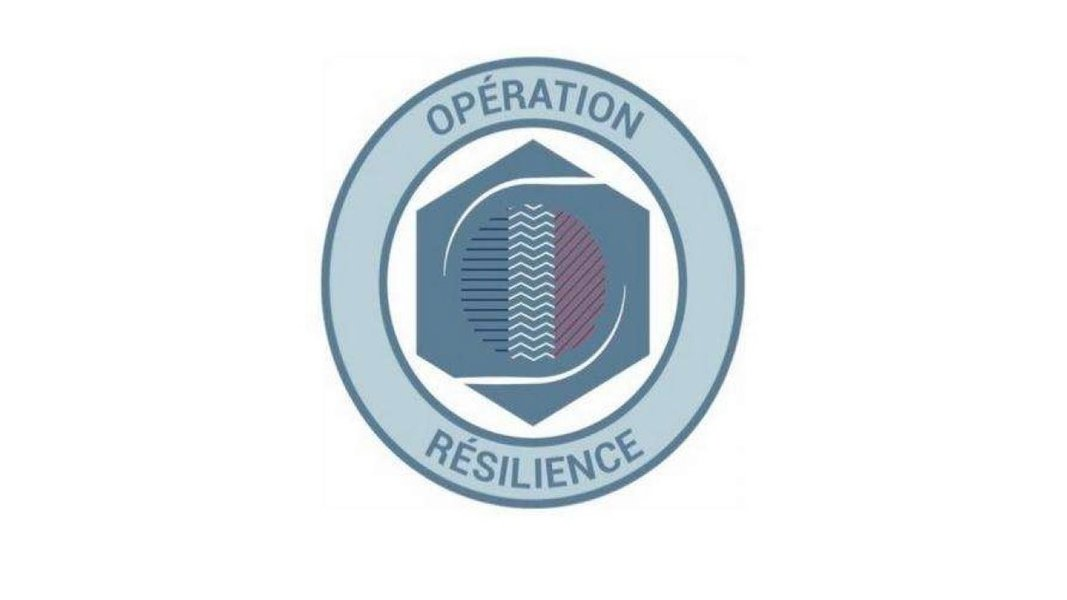 Resilience - A joint military coordination cell is operating from (...)
