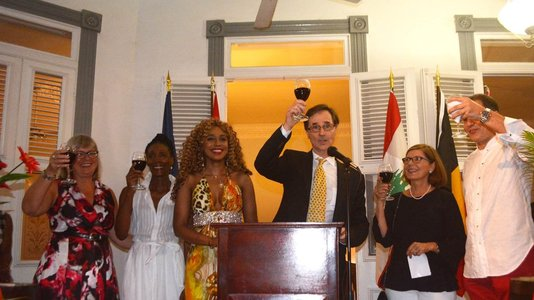 The Embassy Celebrates Francophonie