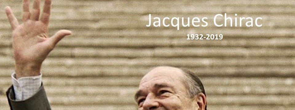 The Embassy Pays Tribute to Jacques Chirac